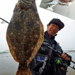 楽しくないと釣りじゃない!オリジナルカラーで釣るヒラメ釣り~釣りの醍醐味の一つ